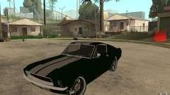 Ford Mustang TOKYO DRIFT for GTA San Andreas