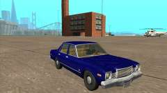Dodge Aspen 1979 for GTA San Andreas