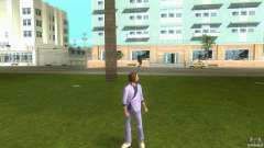 Change Player skin for GTA Vice City