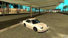 Nissan Silvia S13 Old School for GTA San Andreas