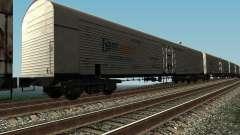 Refrežiratornyj wagon Dessau No. 5 prima audit