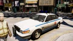 Russian Police Cruiser for GTA 4