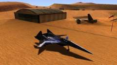 ADF01 Falken for GTA San Andreas