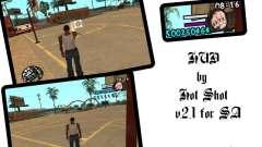 HUD by Hot Shot v2.1