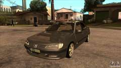 Peugeot 406 v1 for GTA San Andreas
