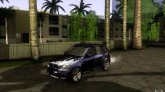 BMW X5M  2011 for GTA San Andreas