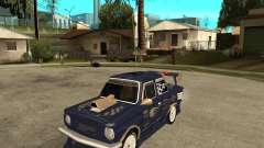 ZAZ-968 m STREET tune for GTA San Andreas