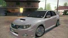 Subaru Impreza WRX STI 2011 Sedan
