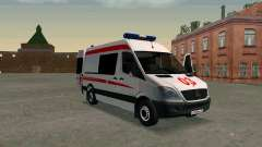 Mercedes-Benz Sprinter Resuscitation