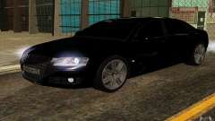 Audi A8l W12 6.0 for GTA San Andreas