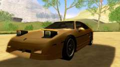 Pontiac Fiero V8 for GTA San Andreas