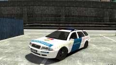 Skoda Octavia Kombi 2005 Hungarian Police for GTA 4