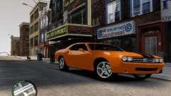 Dodge Chalenger for GTA 4
