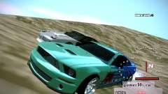 Ford Shelby GT500 Falken Tire Justin Pawlak 2012