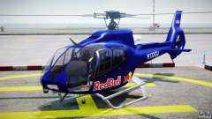 Eurocopter EC130 B4 Red Bull for GTA 4