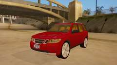 Saab 9-7X for GTA San Andreas