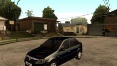 Dacia Logan 2008 for GTA San Andreas