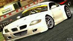 BMW Z4 E85 M GT 2008 V1.0 for GTA San Andreas