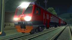ÈD4M-0171 RUSSIAN RAILWAYS for GTA San Andreas