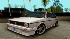 VolksWagen Golf LS for GTA San Andreas