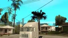 Navistar International 9800 for GTA San Andreas