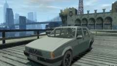 Alfa Romeo 75 for GTA 4