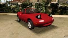 Mazda MX-5 for GTA Vice City