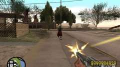 Kind of like the Counter Strike for GTA San Andreas for GTA San Andreas