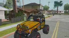 Jeep CJ-7 4X4 for GTA San Andreas