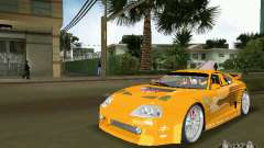 Toyota Supra for GTA Vice City