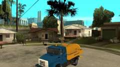 ZIL-433362 Extra Pack 2 for GTA San Andreas