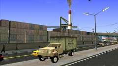 Yankee based on GMC for GTA San Andreas