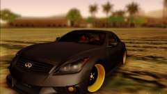 Infiniti G37 HellaFlush for GTA San Andreas