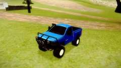 Chevrolet Silverado OFFRoad for GTA San Andreas