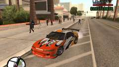 Nissan Silvia 200SX for GTA San Andreas