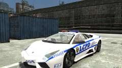 Lamborghini Reventon LCPD for GTA 4