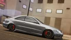 Mercedes-Benz CLK 63 AMG Black Series for GTA 4