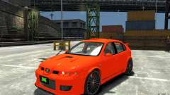 Seat Leon Cupra R for GTA 4