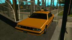 Intruder Taxi for GTA San Andreas