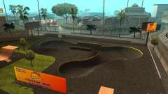 New SkatePark for GTA San Andreas