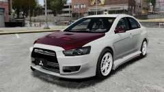 Mitsubishi Lancer Evolution X ToneBee Designs