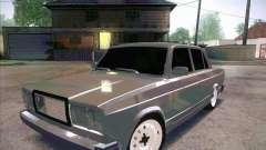 VAZ 2107 Criminal for GTA San Andreas