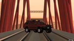 Chevrolet Tahoe серый for GTA San Andreas