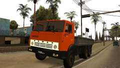 KAMAZ 5320 for GTA San Andreas