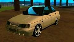 VAZ-2110 car Tuning for GTA San Andreas