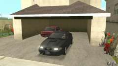 Ford Mustang GT 1999 (3.8 L 190 hp V6) for GTA San Andreas