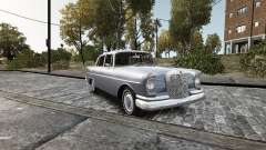 Mercedes-Benz W111 for GTA 4