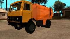 MAZ 54323 GARBAGE TRUCK