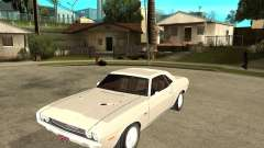 Dodge Challenger R/T Hemi 70 for GTA San Andreas