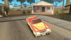 Cadillac Eldorado Convertible 1976 for GTA San Andreas